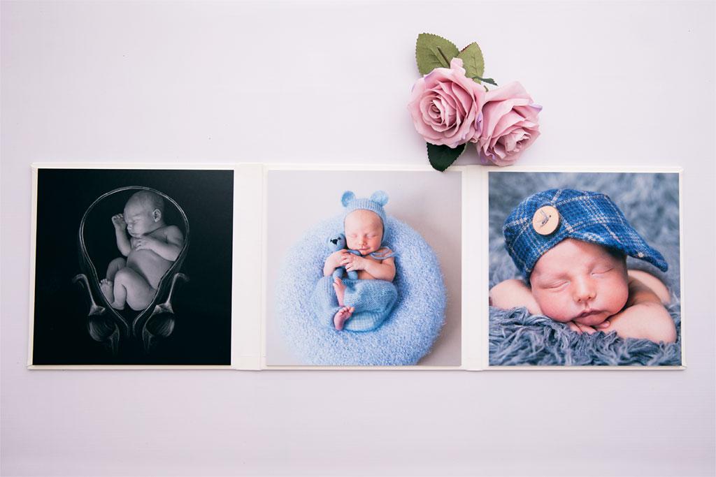 Triplex für eure Bilder zum ins Regal stellen